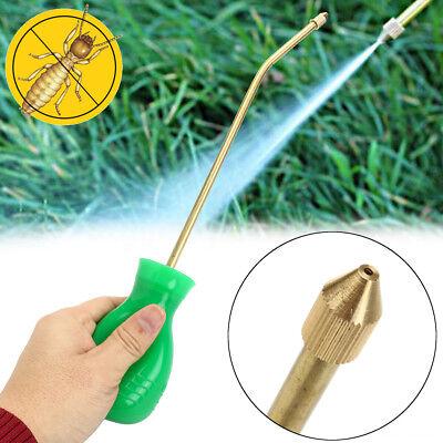 Pest Control Powder Sprayer Applicator Granule Duster Termite Bedbug Cockroach A