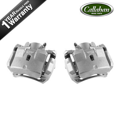 Front Brake Calipers For CHEVY MALIBU SATURN AURA SKY PONTIAC G6 SOLSTICE