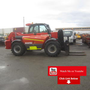 2013 Manitou MHT-X BRAND NEW TYRES FITTED!! (SBL190102) Kewdale Belmont Area Preview