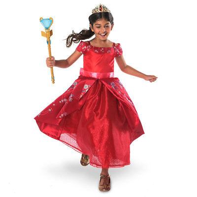 Disney Costume For Kids (DISNEY Store COSTUME for KIDS - Elena of Avalon DELUXE Size 3 4 NEW)