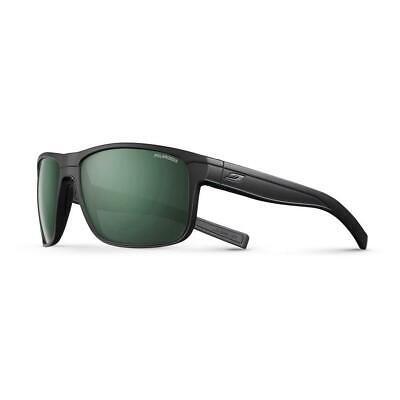 Julbo Renegade Polarized 3 Sonnenbrille, schwarz matt/schwarz