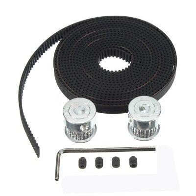 CNC // RepRap 3D Drucker GT2 Zahnriemen GT2 open belt Meterware 2GT Riemen