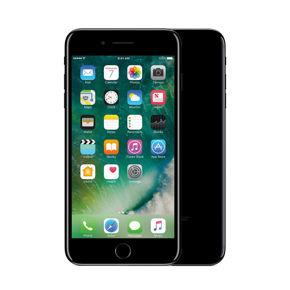 Apple iPhone 7 Plus 256GB Factory Unlocked 4G LTE iOS WiFi Smartphone