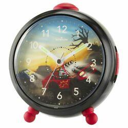Atrium Kids' Alarm Clock Alarm Clock Analog Quartz Football Boys A932-7 Ramper