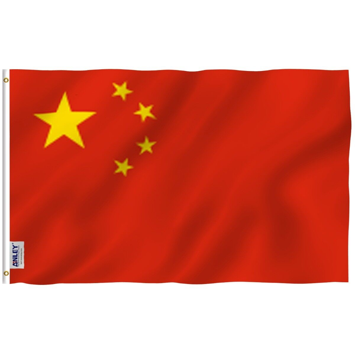 chinese flag china national banner polyester 3x5