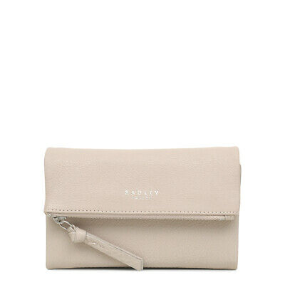 Radley London Coleman Street Medium Flapover Purse NEW