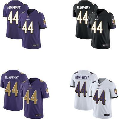 Marlon Humphrey Men White / Black / Purple / Rush Jersey Ravens