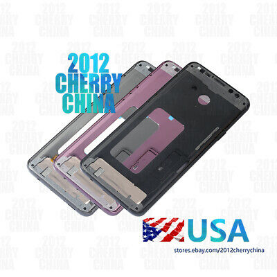 Middle Frame Housing - USA Housing Middle Frame For Samsung Galaxy S9 Plus SM-G965 G965U1 G9650 G965U
