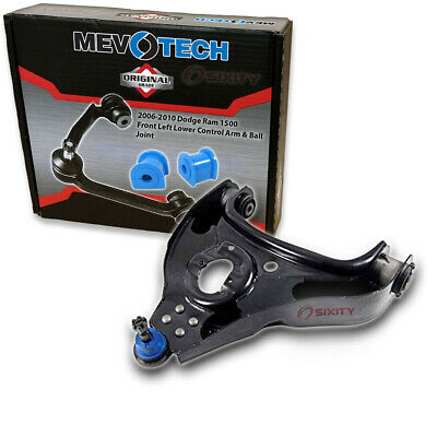Mevotech Front Lower Ball Joint (Mevotech Front Left Lower Control Arm & Ball Joint for 2006-2010 Dodge Ram)