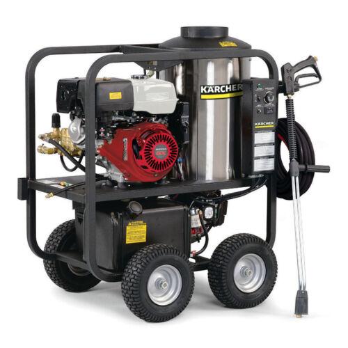 Karcher SGP-303537 3000 PSI 3.5 GPM Hot Water Gas Pressure Washer