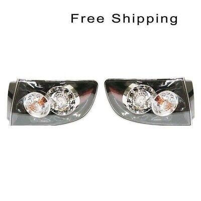 - LED Tail Lamp Assembly Set of 2 Pair LH & RH Side Fits Mazda 3 Sedan 2007-2009