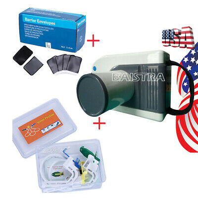 Dental Digital X-ray Imaging System Machine Sensor Holderbarrier Envelopes