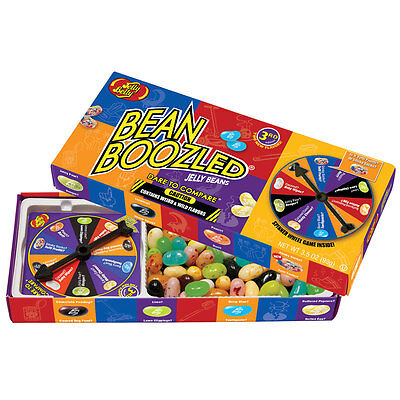 JELLY BEAN BOOZLED VARIOUS PACK SIZES FUN GAME 3rd Edition