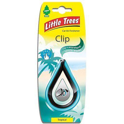 Saftige Kokos (Original Wunderbaum Clip Tropical  Lufterfrischer Autoduft Duft Wunder Baum NEU)