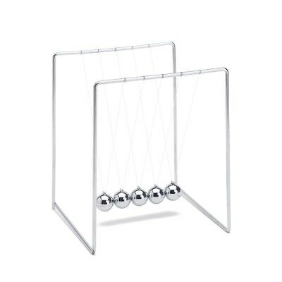 THY COLLECTIBLES Unique Stainless Steel Newtons Cradle Balan