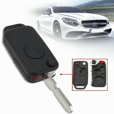 Klasse mit Blinker IP621 Klappschlüssel Funkfernbedienung für Mercedes A
