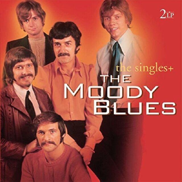 The Moody Blues - The Singles, 2Lp. Neu