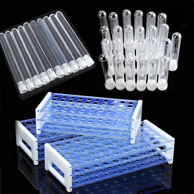 2550pcs Plastic Layers Lab Test Tube Rack Holder Centrifugal Pipe Holes Stand