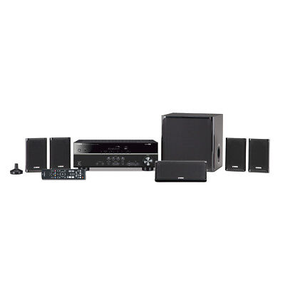 Yamaha YHT-4930BL 5.1 Home Theater System
