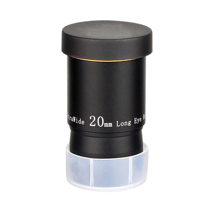 """SVBONY FMC 1.25""""20mm 66°Ultra Wide 5-elements Angle Astro Telescope Eyepieces US"""