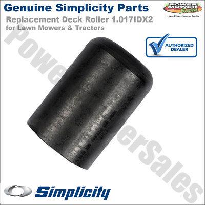 1678043SM 1719748 Simplicity Deck Roller 1.017IDX2 for Lawn