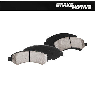 For ASPEN DODGE DURANGO RAM 1500 4WD 2WD 4X4 Front Ceramic Brake Pads