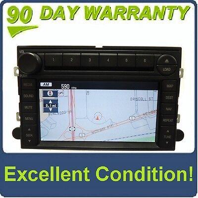 2006 - 2009 Ford Lincoln Mercury OEM DATA Navigation GPS Radio 6 Disc Changer for sale  Burnsville