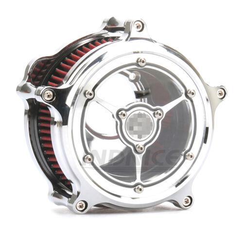 Spike Air Cleaner Filter For Harley Davidson XL Models Sportster 1991-2006 92 93