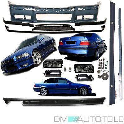 BMW E36 Stoßstange Coupe Cabrio Limousine Touring Bodykit Zubehör für M-Paket M3 online kaufen