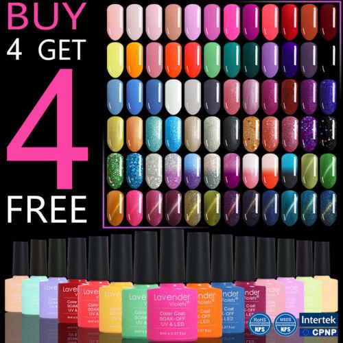 Soak off Color Gel Nail Polish Base Top Coat 8ml Salon wholesale liquidation 8ml