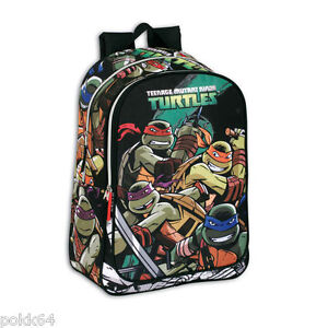 les tortues ninja sac a dos l cartable - Cartable Tortue Ninja