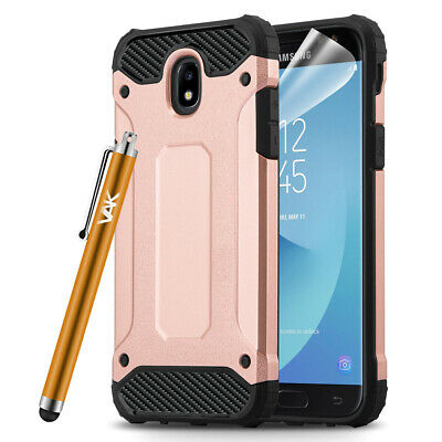 Case for Samsung Galaxy J3 J5 2017 2016 Phone Shockproof Armor Bumper Back Cover
