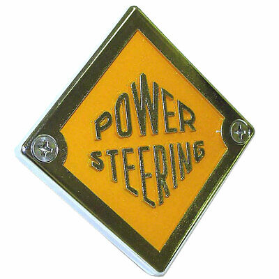 Emblem Power Steering Allis Chalmer D10 D17 D15  Ps 216