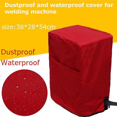 Mig Welder Cover Storage Bag Waterproof Dustproof For Welding Machine