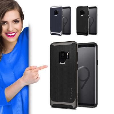 Spigen Neo Hybrid für Samsung Galaxy S9 PLUS Schutzhülle Case Cover Handy Etui Neo Hybrid