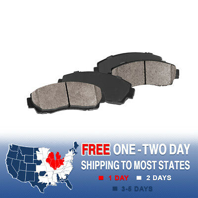 Front Ceramic Brake Pads For HONDA ACCORD CROSSTOUR CRV ACURA RDX