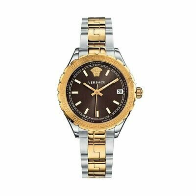 VERSACE V12040015 HELLENYIUM LADIES TWO/TONE WATCH Without Box
