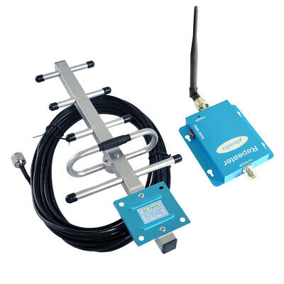 Signal Amplifier Kit (GSM 850MHz Cell Phone Signal Booster AT&T Verizon US Cellular 4G Amplifier)