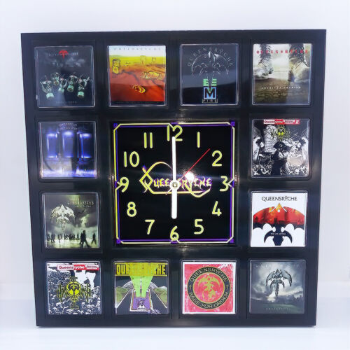 Queensryche Rock Band Wall Clock