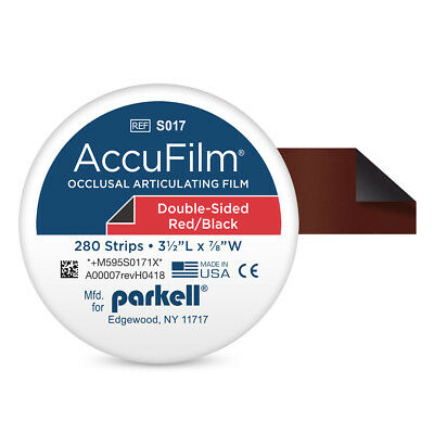 Accufilm Ii Redblack 0.0008 Pk By Parkell