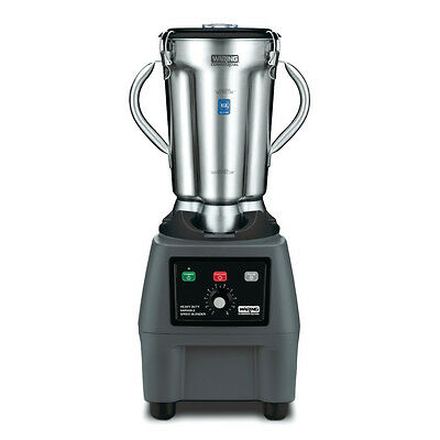 Waring Cb15v 4 Quart Variable Speed Bar Blender Heavy Duty 3.75 Hp