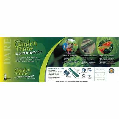 Dare Garden Safe 100 Ft. Electric Fence Kit De Gk 20 - 1 Each