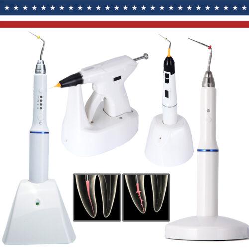 Dental Endodontic Obturation System Gun Heated Pen
