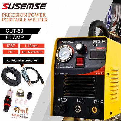 50a Inverter Air Plasma Cutter Digital 110v220v Cutting Machine Accessories