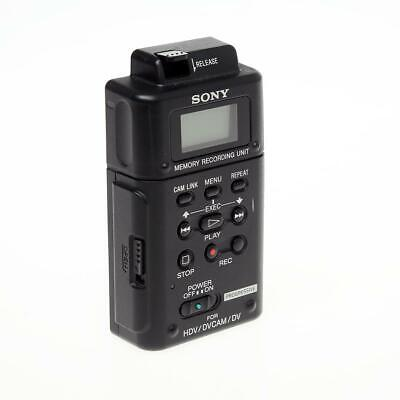 Sony HVR-MRC1 Memory Recording Unit (HVRA-CR1 Cradle Not Included) SKU#1359800
