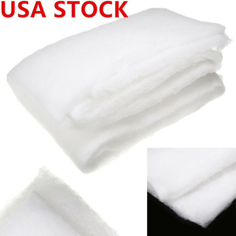 us filter foam sponge cotton pad media