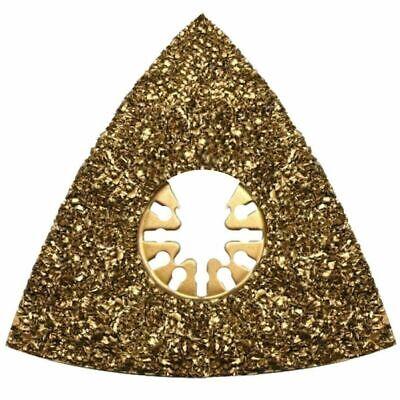 Oscillating Tool Triangular Carbide Rasp-fits Ryobi Jobplus By Integra
