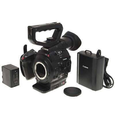 Canon EOS C300 Cinema EOS Camcorder Body - 1287 Hours EF Lens Mount SKU#1204086