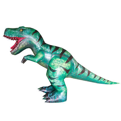 Inflatable Dinosaur Costume T Rex Cosplay Costume Ball Halloween Adult Party