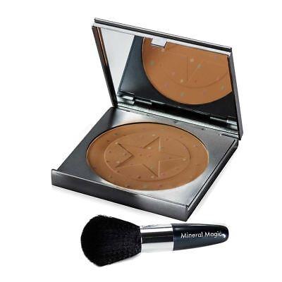 Make-up Corrector (JML Mineral Magic Foundation Concealer Colour Corrector Make Up Powder & Brush)